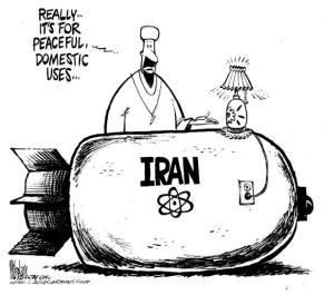 Iran bomb