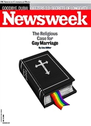 NEWSWEEK DECEMBER 15 COVER