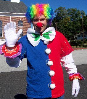 Funnies Clown
