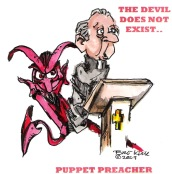 The Devil's Puppet Preacher