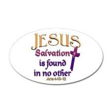 salvation jesus