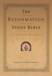 The Reformation Study Bible ESV