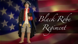 The Black Robe Regiment Of Clergy In The War For American Independence