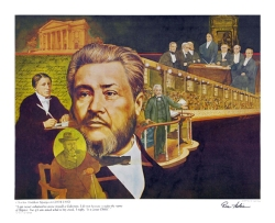 Charles H. Spurgeon by Ron Adair