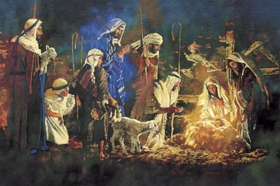 The Birth of the King of Kings and Lord of Lords