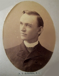 Archibald T. Robertson