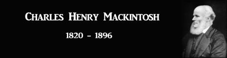 C. H. Mackintosh