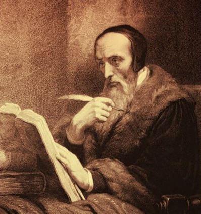 John-Calvin-Providence-Facets-of-Grace