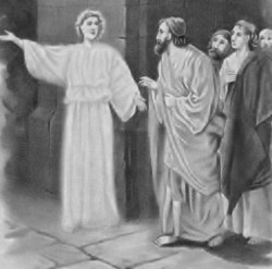 Apostles in jail