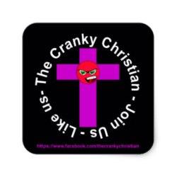 cranky christian